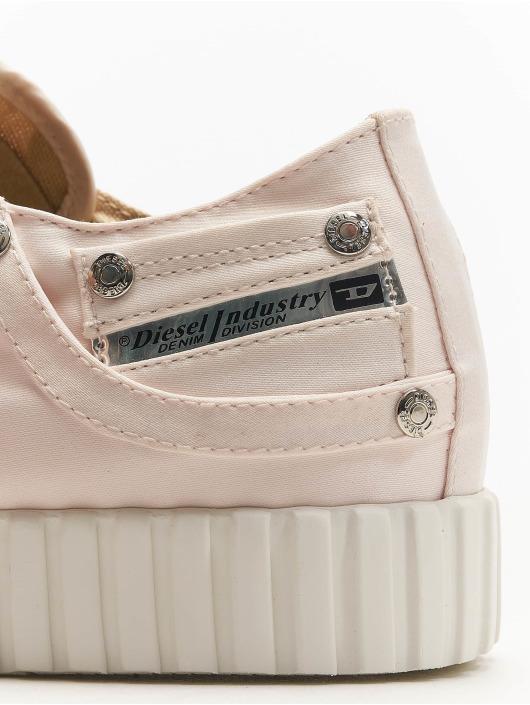 Diesel Sneakers Magnete S-Exposure CLC rózowy