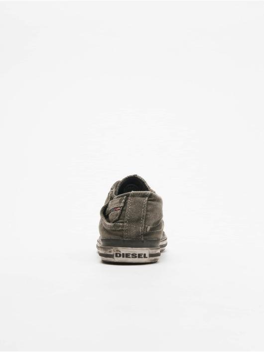 Diesel Sneakers Magnete Exposure Low I szary