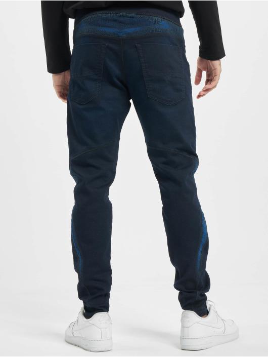 Diesel Spodnie do joggingu MDY niebieski