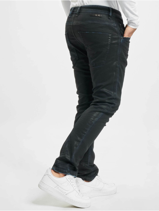 Diesel Straight Fit Jeans D-Rookie blå