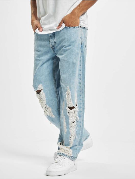 Diesel Straight Fit Jeans DAGH blau