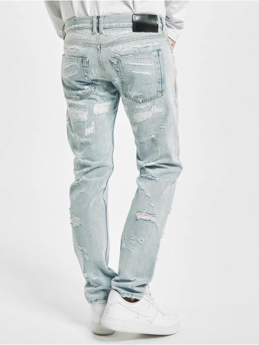 Diesel Straight Fit Jeans Type blau