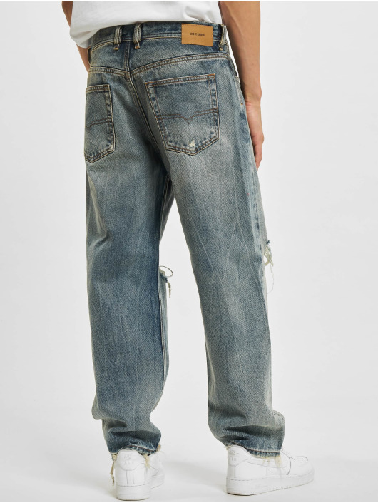 Diesel Straight Fit Jeans Dagh XP blau