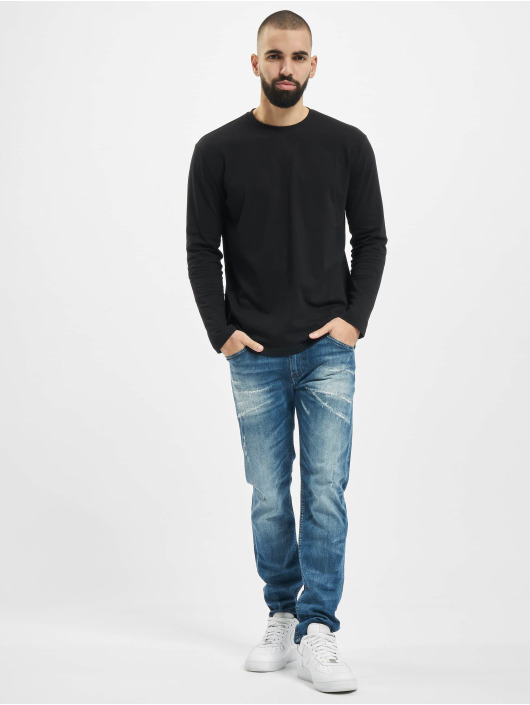 Diesel Straight fit jeans Thommer blauw
