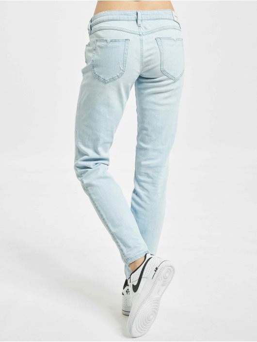 Diesel Straight fit jeans Gracey blauw