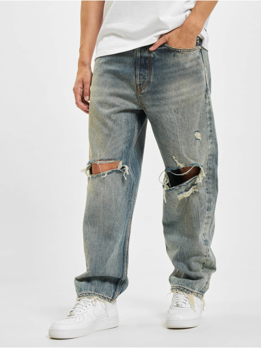 Diesel Straight Fit Jeans Dagh XP blue