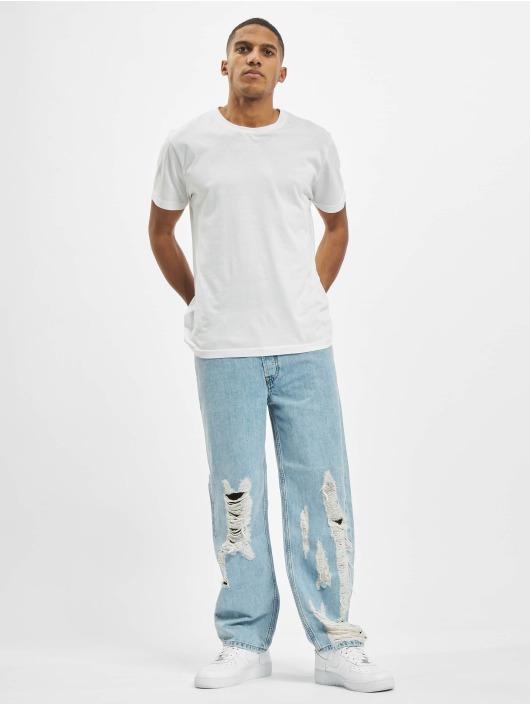 Diesel Straight Fit Jeans DAGH modrý