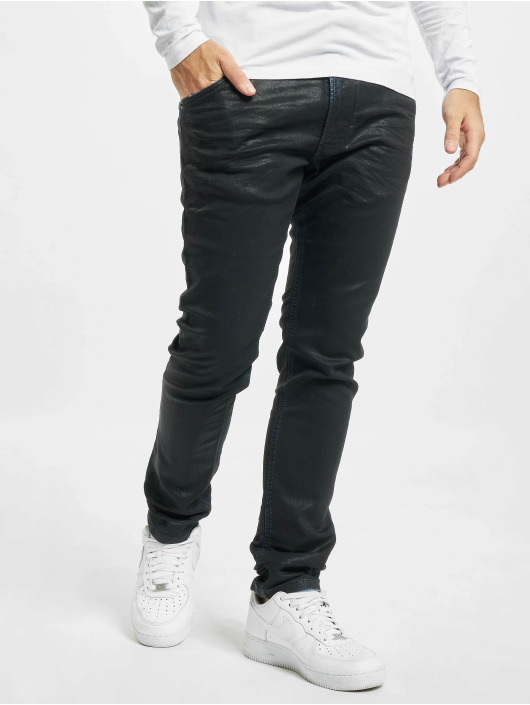 Diesel Straight Fit Jeans D-Rookie modrý