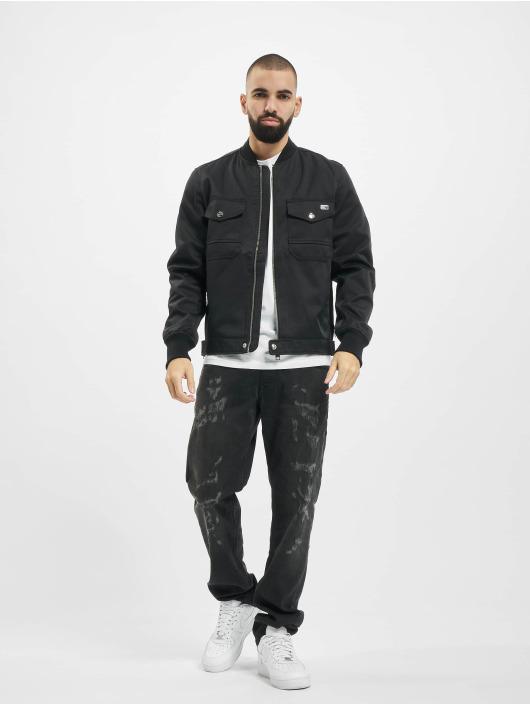 Diesel Straight Fit Jeans Larkee schwarz