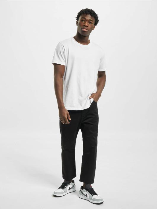 Diesel Straight fit jeans Brad zwart