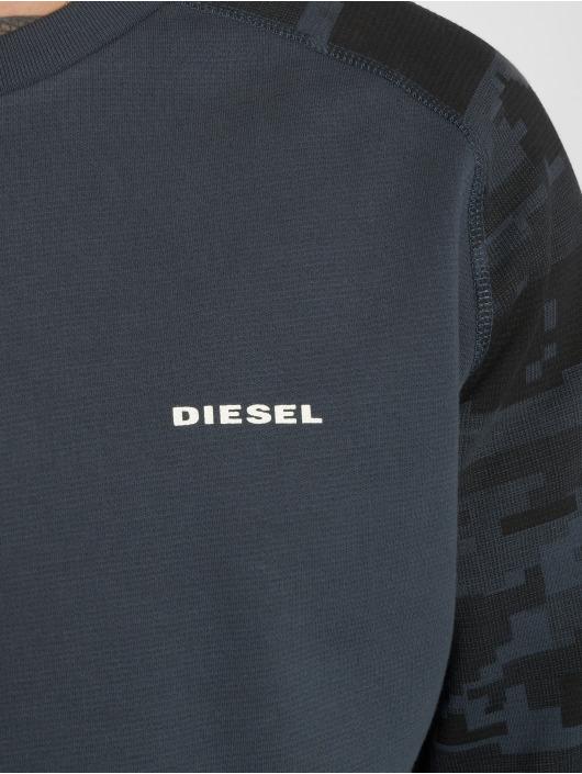 Diesel Sweat & Pull Umlt-Casey bleu
