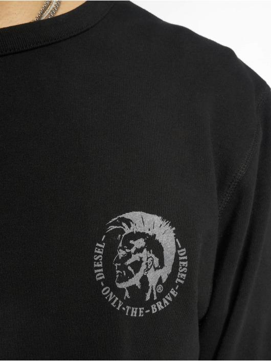 Diesel Swetry UMLT-Willy czarny