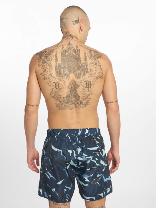 Diesel Swim shorts BMBX-Seasprint blue