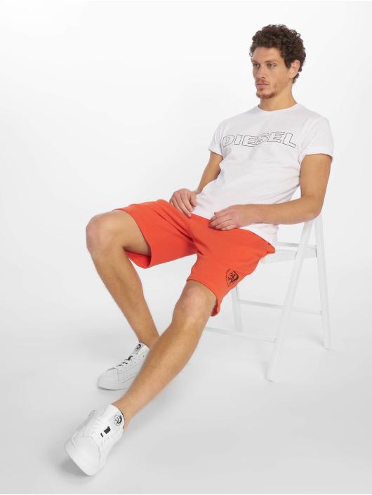Diesel T-paidat UMLT-Jake valkoinen