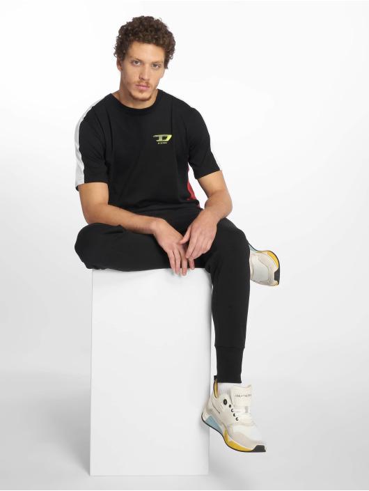 Diesel T-Shirt Harus black