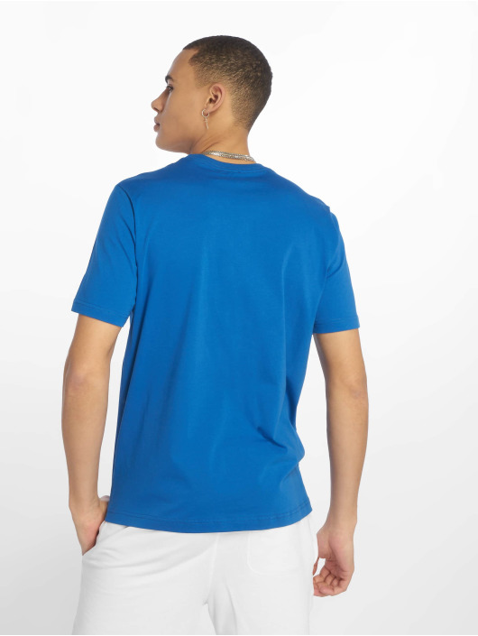 Diesel T-Shirt Just-Division blau