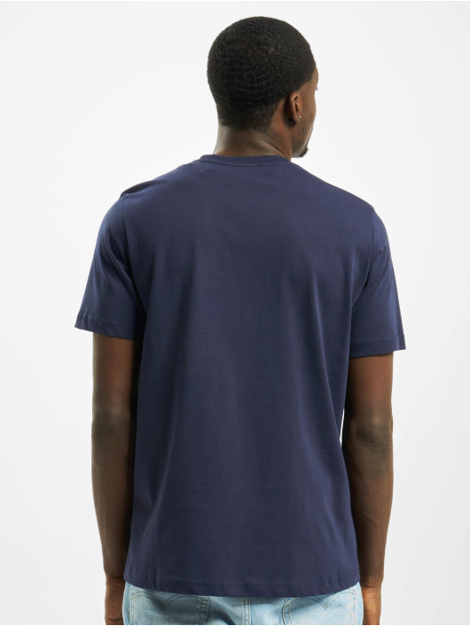 Diesel T-Shirt T-Just-Division blau