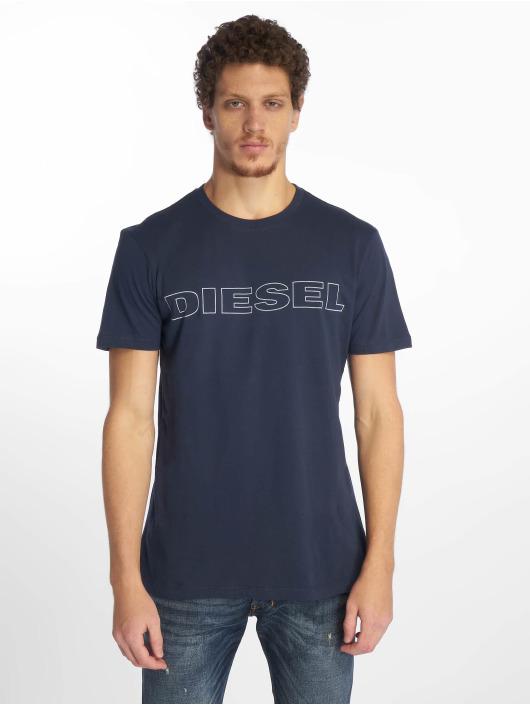 Diesel T-Shirt UMLT-Jake blue