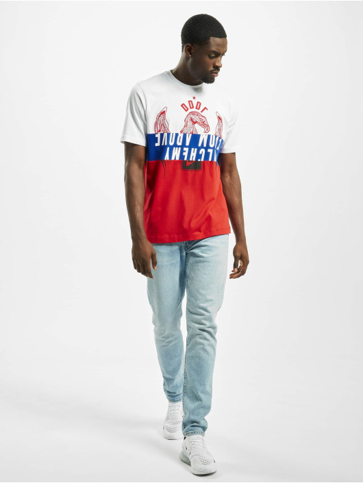 Diesel t-shirt T-Just-A1 rood