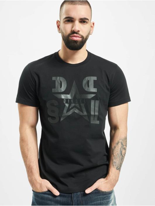 Diesel T-Shirt T-Diego-A8 schwarz