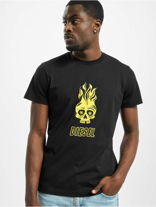 Diesel T-Shirt T-Diego-A11 schwarz