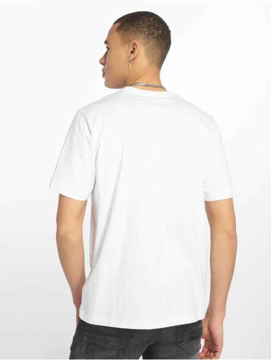 Diesel T-Shirt Just-Y3 weiß