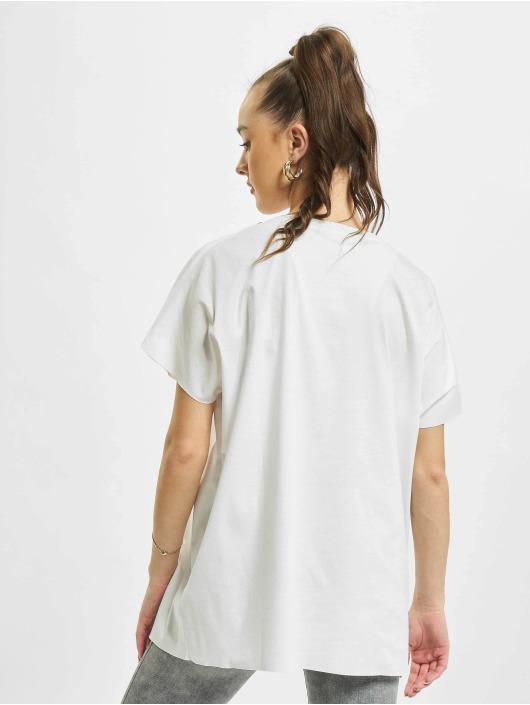 Diesel T-Shirty T Hanna Ba bialy