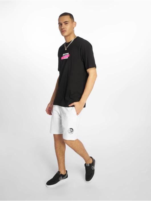 Diesel T-Shirty Just-Die czarny
