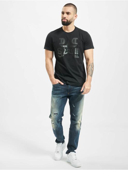 Diesel T-Shirty T-Diego-A8 czarny