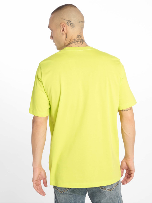 Diesel T-Shirty Just-Division zólty