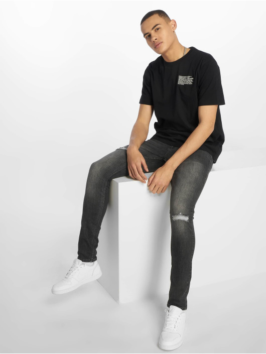 Diesel T-skjorter Just-Y1 svart