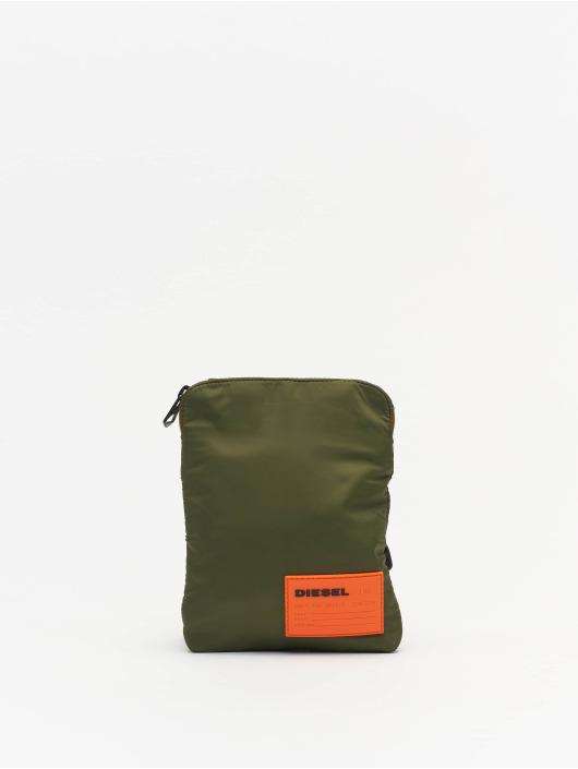 Diesel Tašky F-Discover zelený