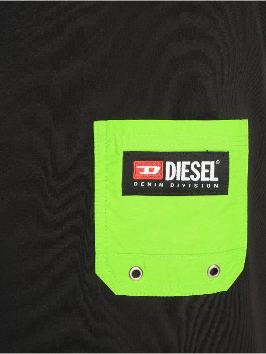 Diesel Tank Tops BMOWT-Loco musta