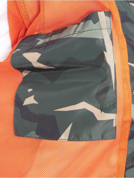 Diesel Transitional Jackets BMOWT-Windsea-P kamuflasje