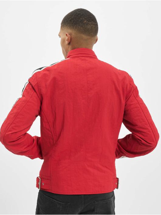 Diesel Transitional Jackets Biker red