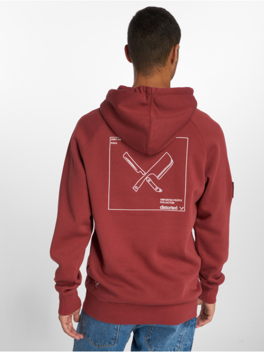Distorted People Hoody DNA Framed rot
