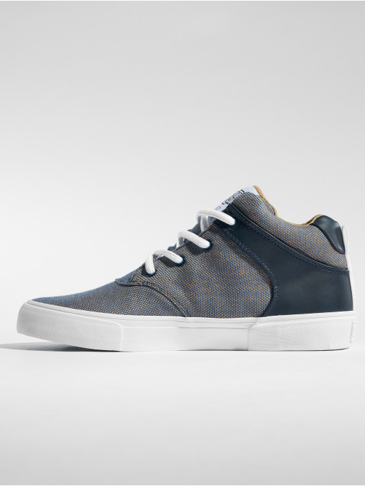 Djinns Sneaker Chunk 2 Tone blau
