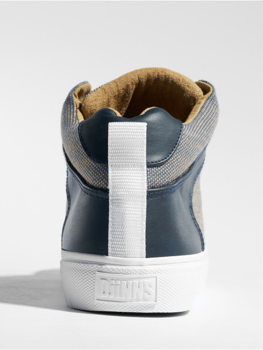 Djinns sneaker Chunk 2 Tone blauw