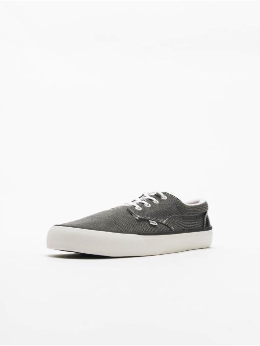 Djinns Sneaker Nice Stripe Jersey grau