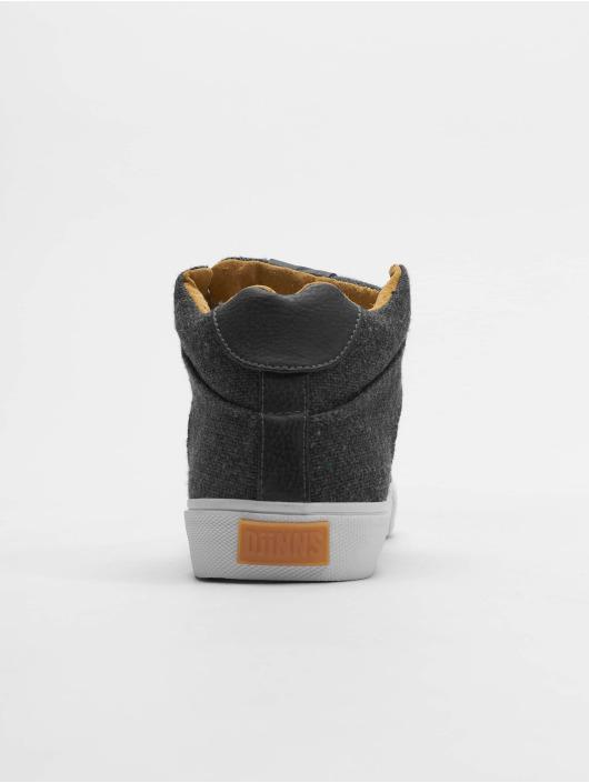 Djinns Sneaker Chunk Spotted Edge grau