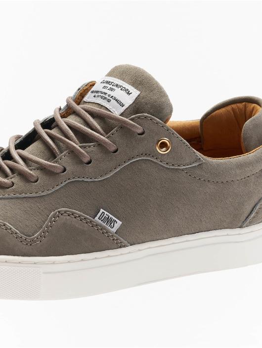 Djinns Sneaker Awaike Suede grau