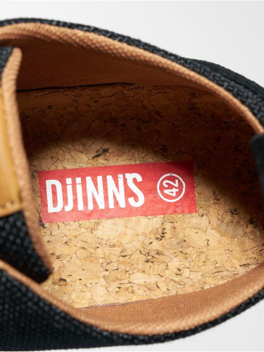Djinns Sneaker Suelin Low Lau nero
