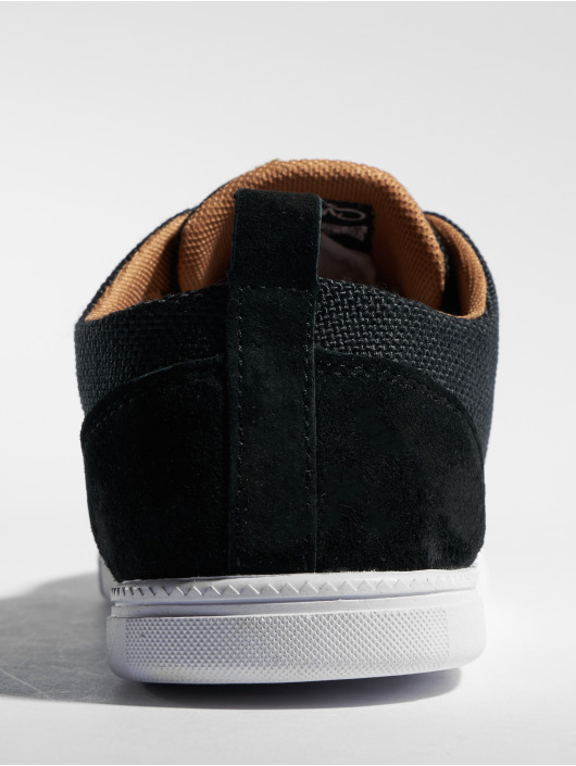 Djinns Sneaker Suelin Low Lau schwarz