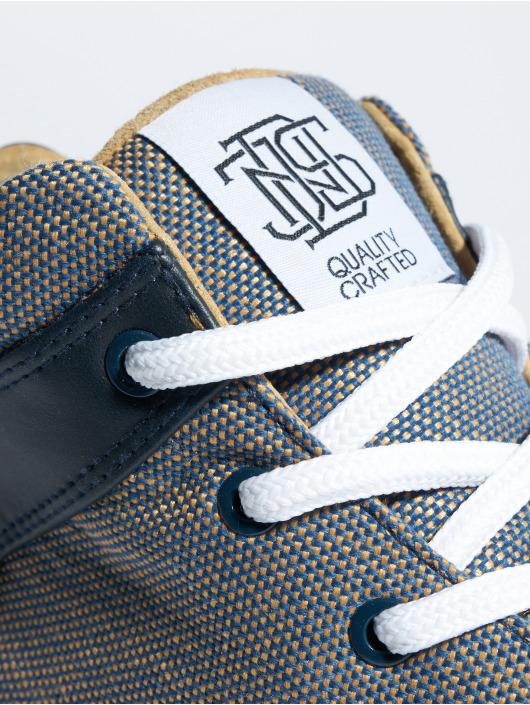 Djinns Sneakers Chunk 2 Tone blå