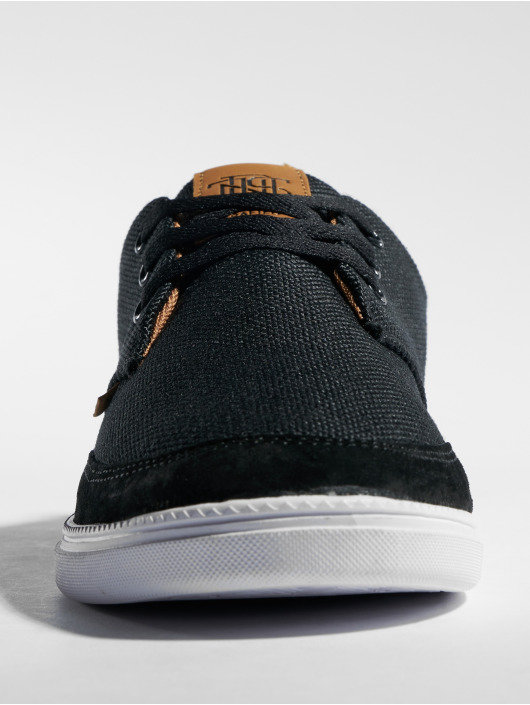 Djinns Sneakers Suelin Low Lau czarny