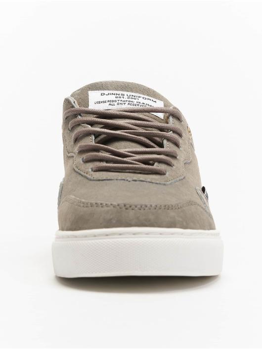 Djinns Sneakers Awaike Suede grå