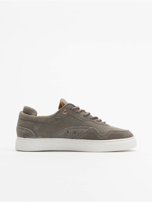 Djinns Sneakers Awaike Suede gray