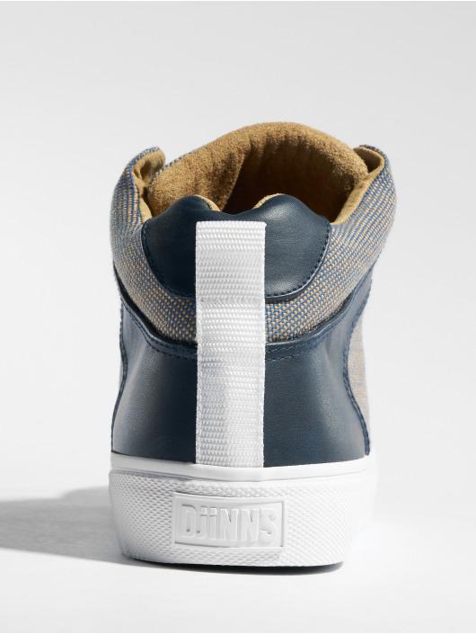 Djinns Sneakers Chunk 2 Tone niebieski