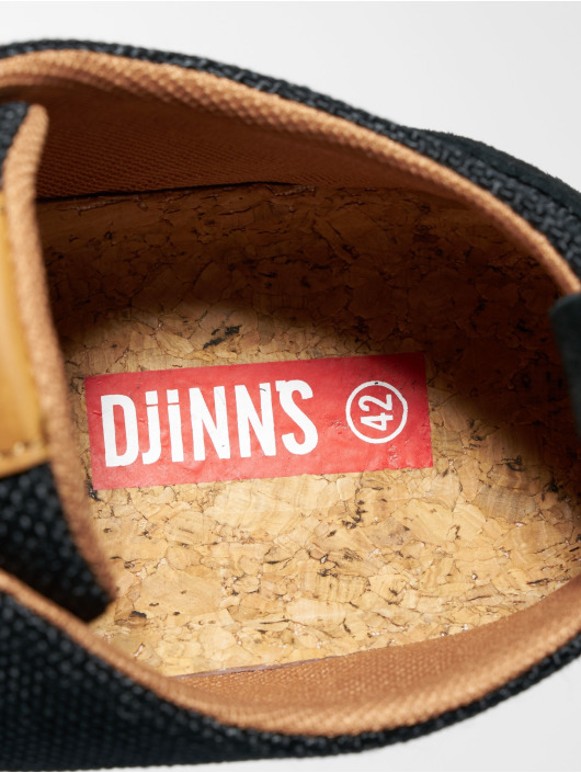 Djinns Sneakers Suelin Low Lau svart
