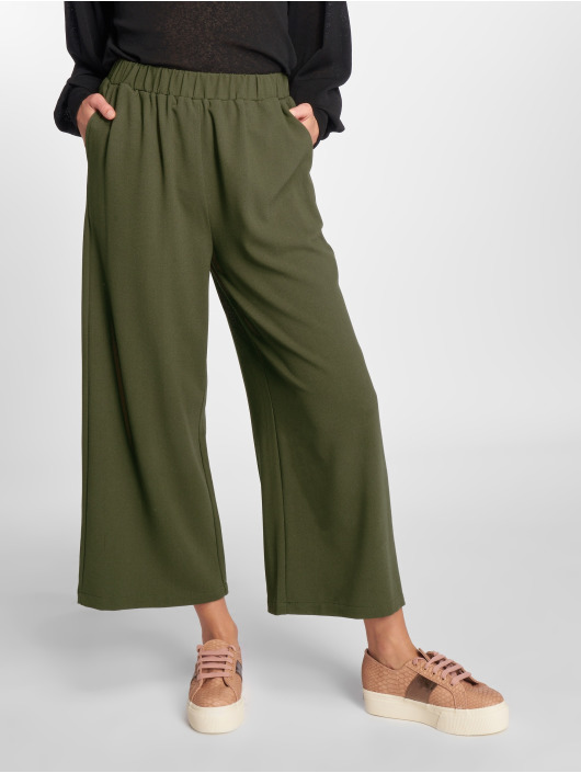 Dr. Denim Chino pants Abel Trousers olive